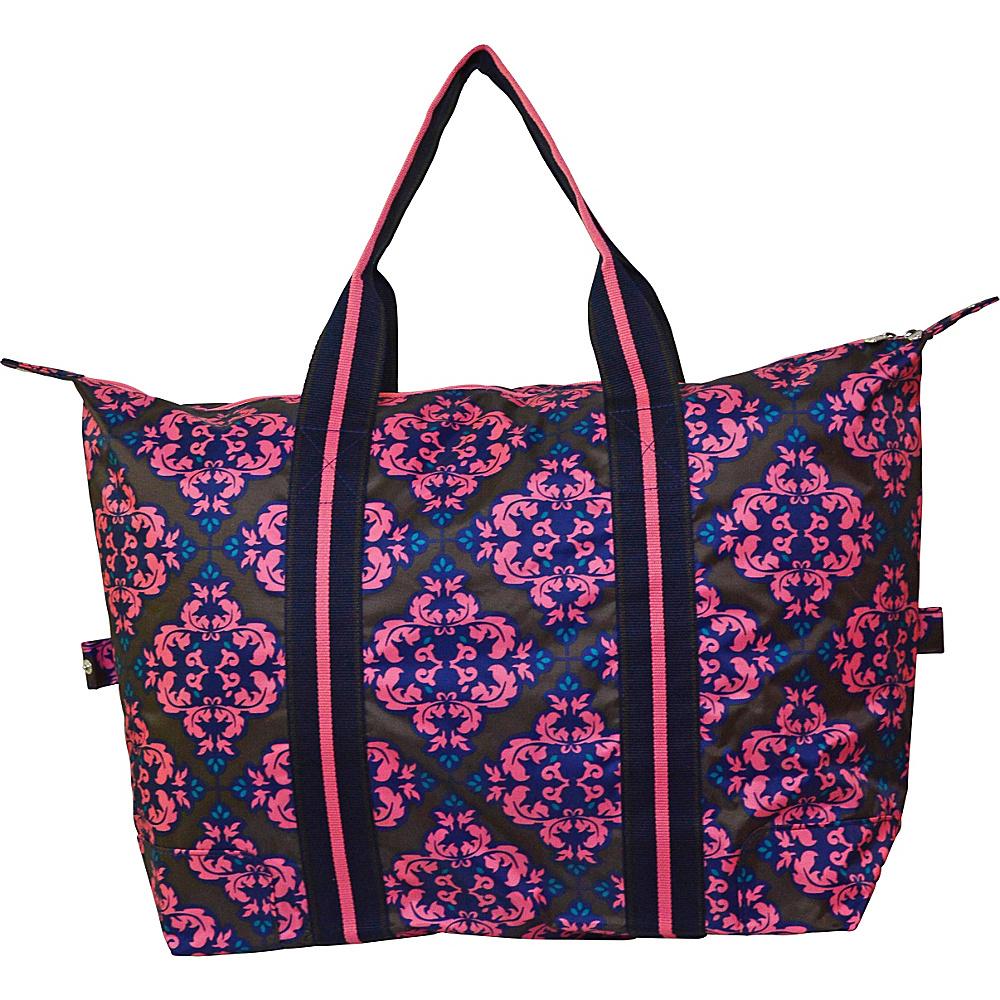 All For Color Travel Tote Rue De Mocha All For Color Fabric Handbags