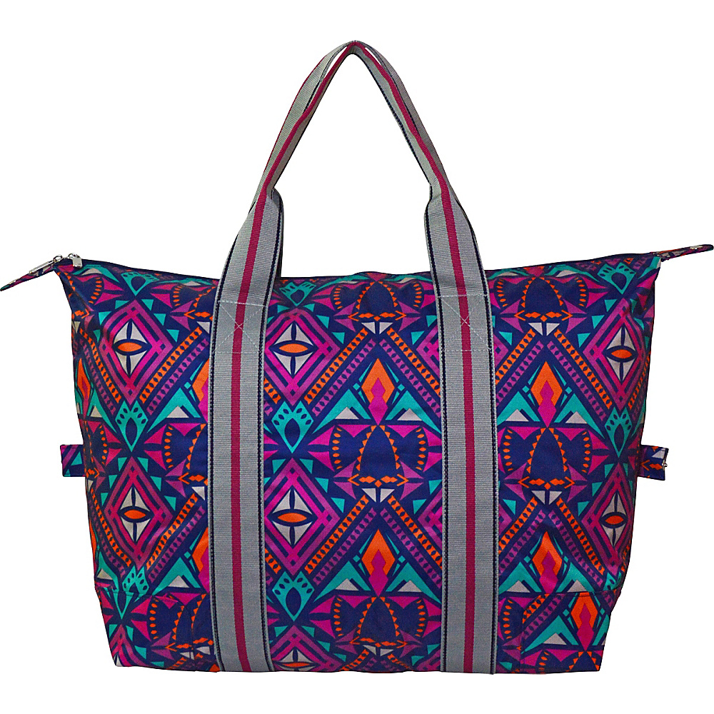 All For Color Travel Tote Ultra Prism All For Color Fabric Handbags