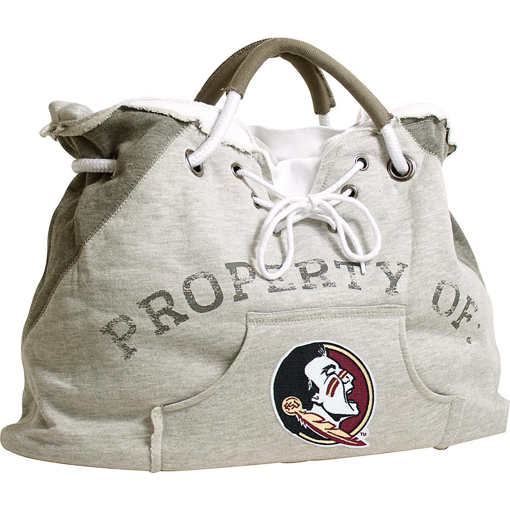 Littlearth Hoodie Tote - ACC Teams Florida State University - Littlearth Fabric Handbags - Handbags, Fabric Handbags