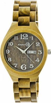 Earth Wood Sapwood Watch Olive - Earth Wood Watches