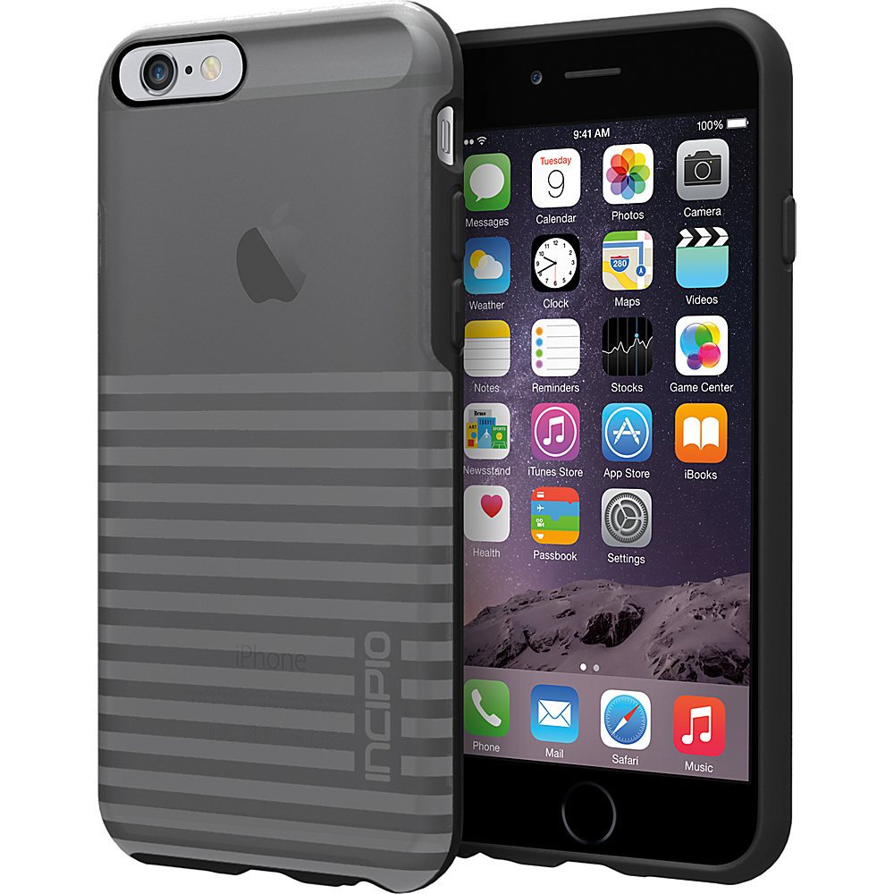 Incipio Rival iPhone 6/6s Case Gray/Black - Incipio Electronic Cases - Technology, Electronic Cases