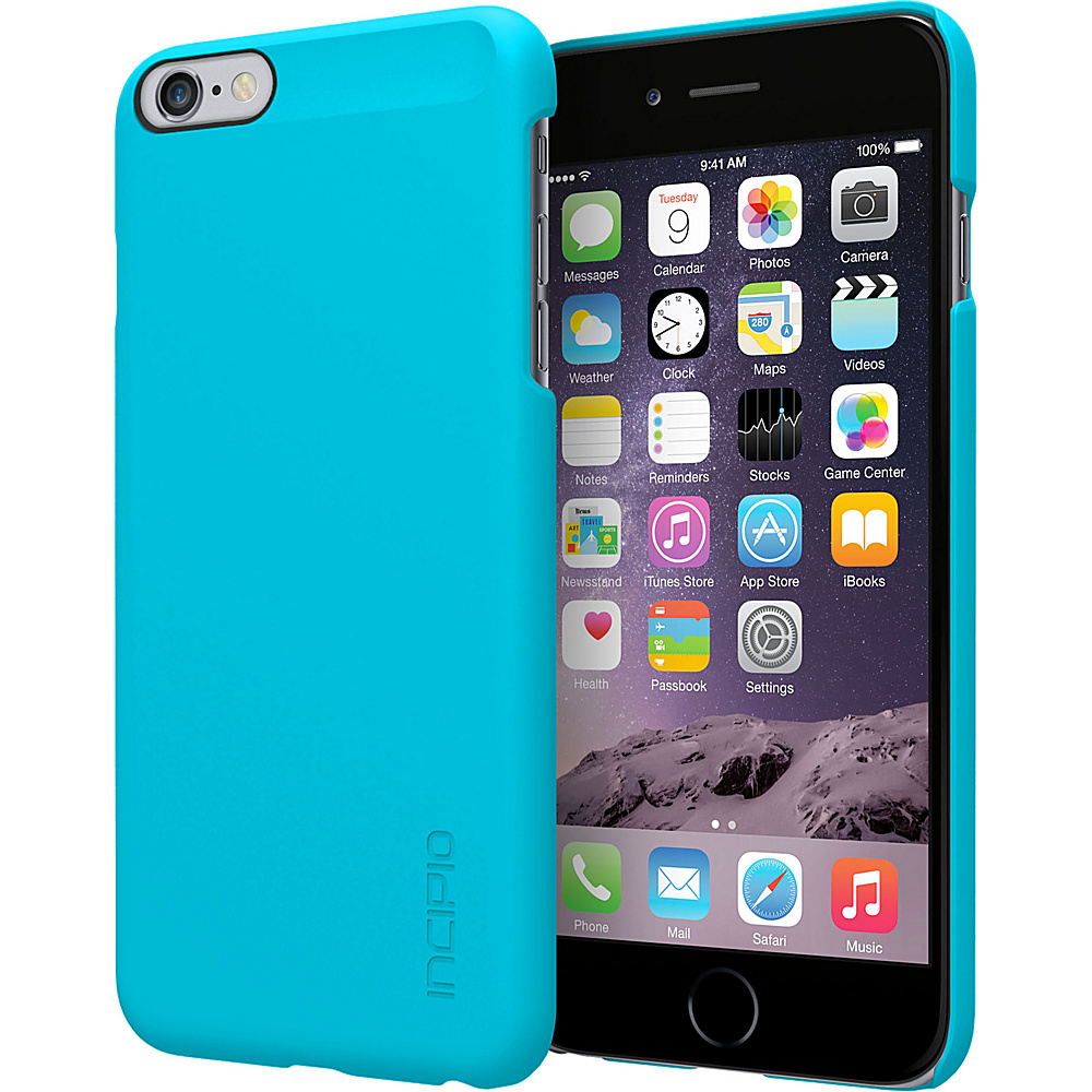 Incipio Feather iPhone 6 Plus Case Light Blue Incipio Electronic Cases