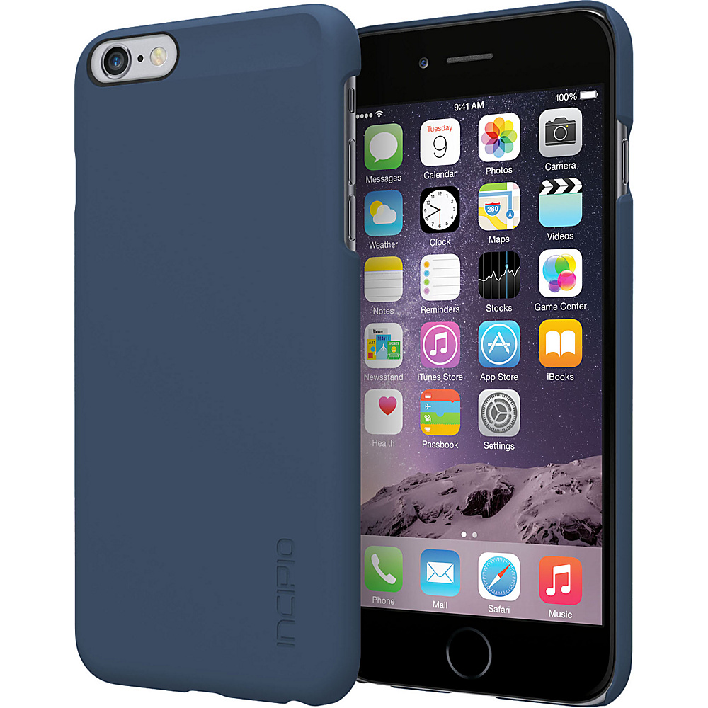 Incipio Feather iPhone 6 Plus Case Navy Incipio Electronic Cases