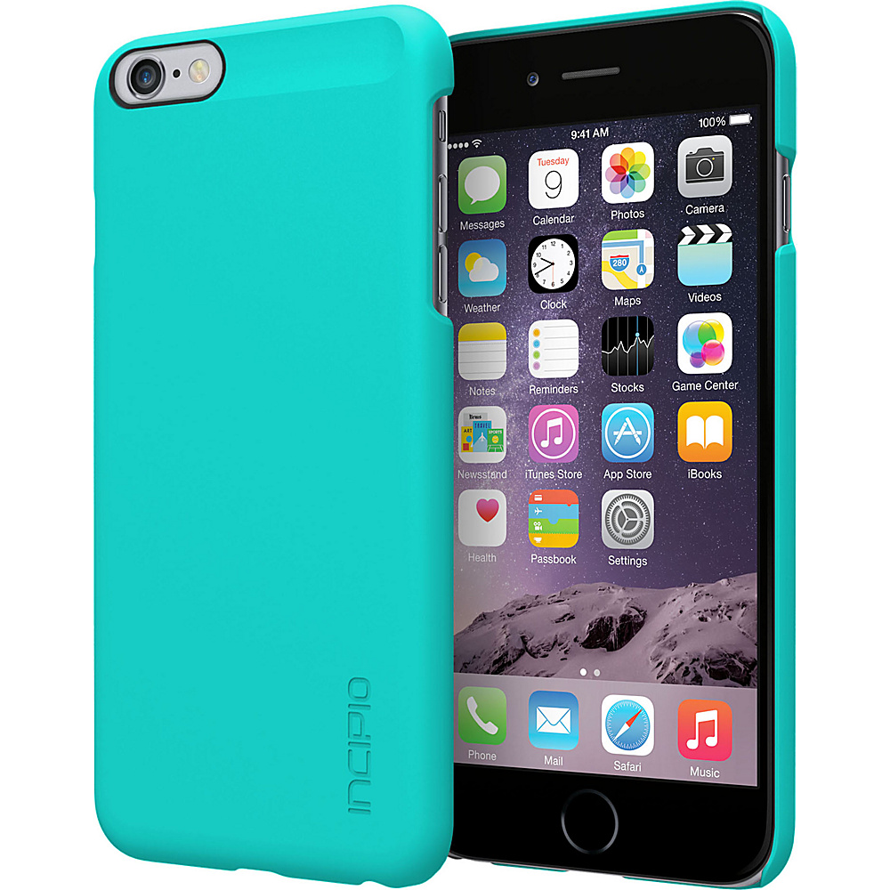 Incipio Feather iPhone 6 Plus Case Turquoise Incipio Electronic Cases