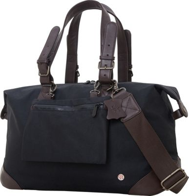 TOKEN Lafayette Duffel Bag (M) Black - TOKEN All Purpose Duffels