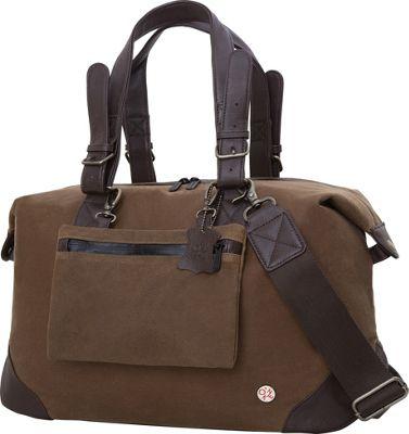 TOKEN Lafayette Duffel Bag (M) Field Tan - TOKEN All Purpose Duffels