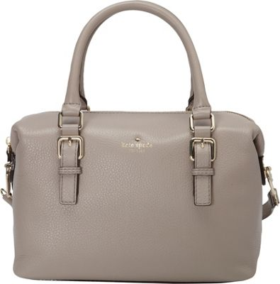 kate spade new york Cobble Hill Sami Satchel Warm Putty - kate spade new york Designer Handbags