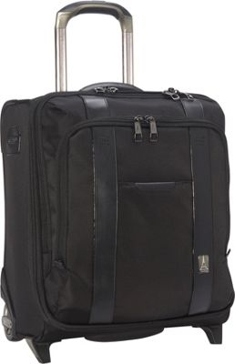 Travelpro Crew Executive Choice Rolling Business Overnighter Black - Travelpro Wheeled Business Cases