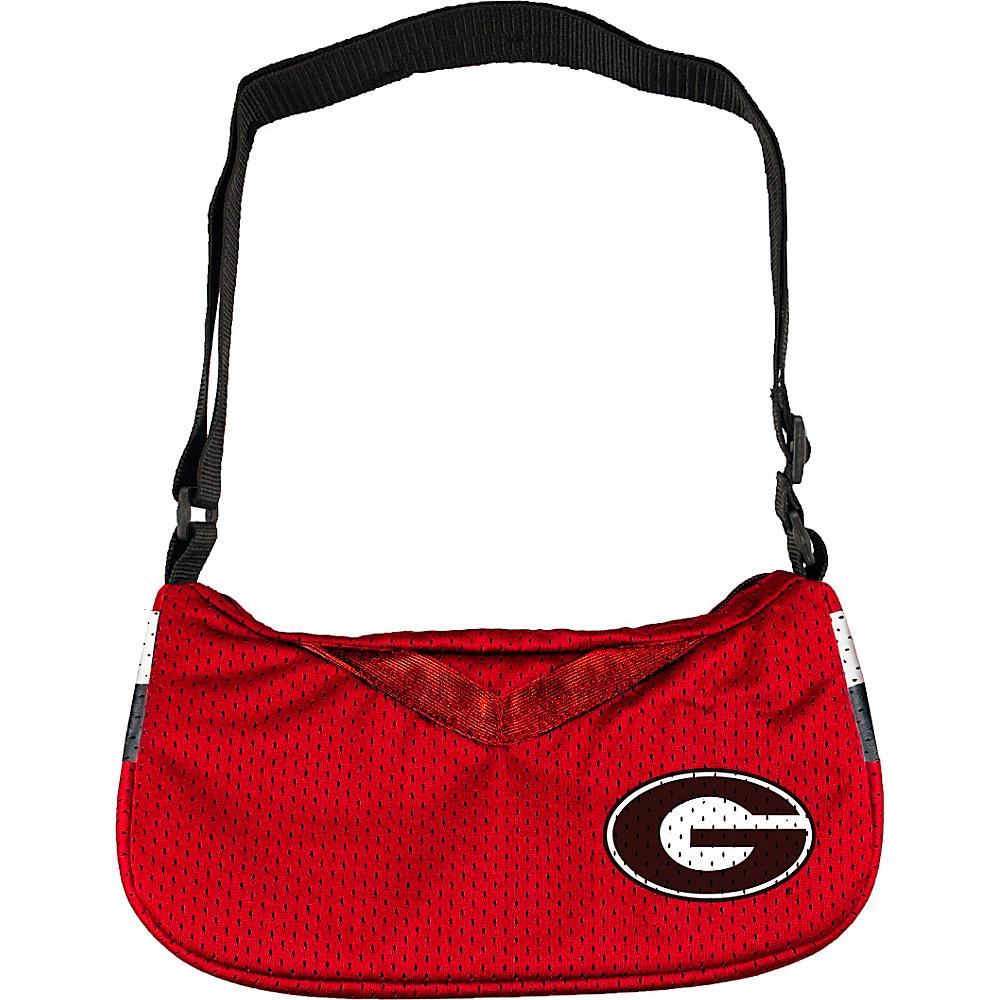 Littlearth Team Jersey Purse - SEC Teams Georgia, U of - Littlearth Fabric Handbags - Handbags, Fabric Handbags