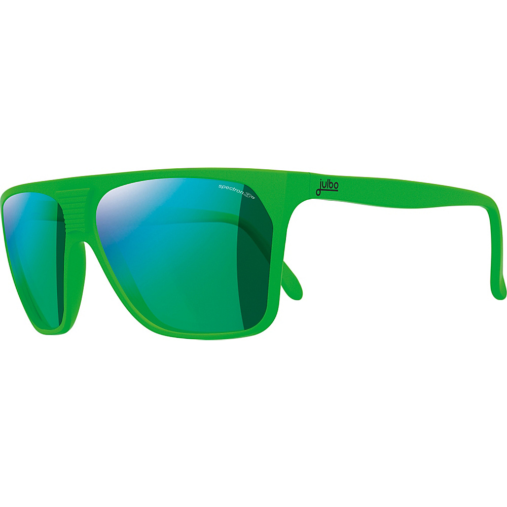Julbo Cortina Sunglasses with Spectron 3 Multilayer Lenses Green Julbo Sunglasses
