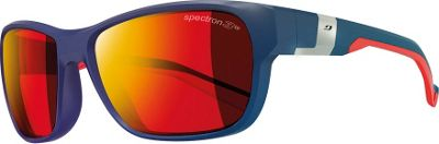 Julbo Coast Sunglasses with Spec 3CF Lenses Dark Blue / Red - Julbo Sunglasses