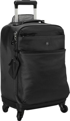 Victorinox Ambition 20 inch Carry-On Spinner Black - Victorinox Kids' Luggage
