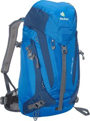 Deuter ACT Trail 24 Hiking Backpack ocean/midnite - Deuter Day Hiking Backpacks