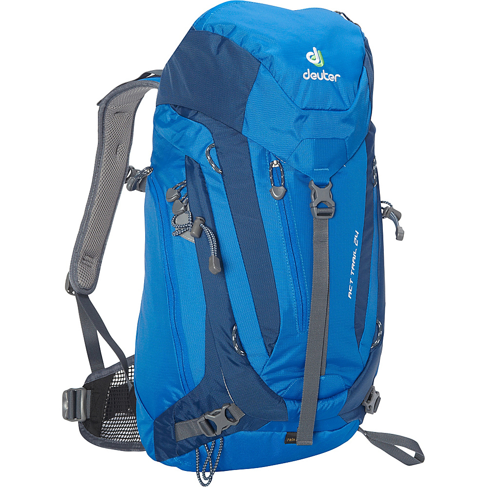 Deuter ACT Trail 24 Hiking Backpack ocean midnite Deuter Day Hiking Backpacks