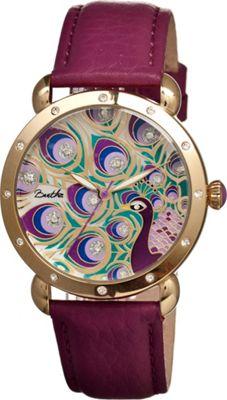 Bertha Watches Genevieve Watch Fuchsia/Multicolor - Bertha Watches Watches