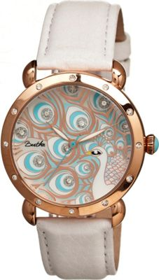 Bertha Watches Genevieve Watch White/Multicolor - Bertha Watches Watches