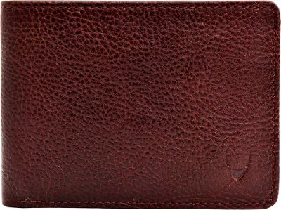 Hidesign Giles Vegetable Tanned Leather Wallet with Coin Pocket Brown - Hidesign Men's Wallets