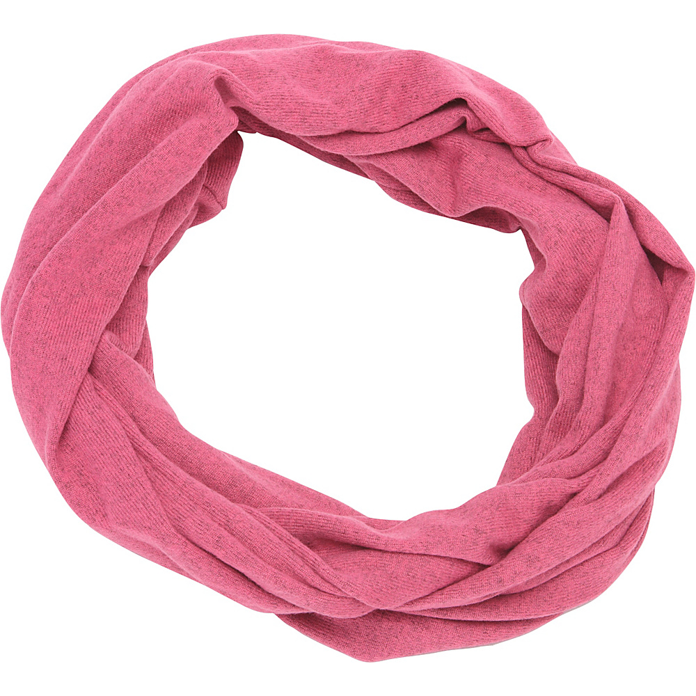 Magid Solid Infinity Scarf Fuschia - Magid Hats/Gloves/Scarves