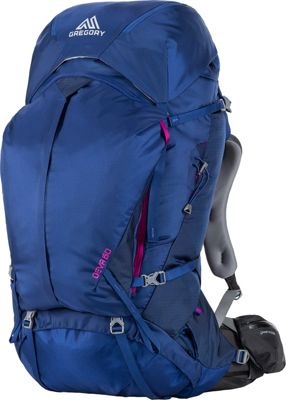 Gregory Deva 60 Pack Egyptian Blue Medium - Gregory Backpacking Packs