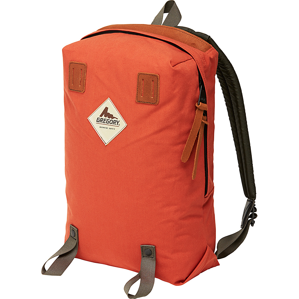Gregory Offshore Day Backpack Rust Gregory Everyday Backpacks