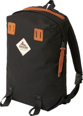 Gregory Offshore Day Backpack Trad Black - Gregory Everyday Backpacks