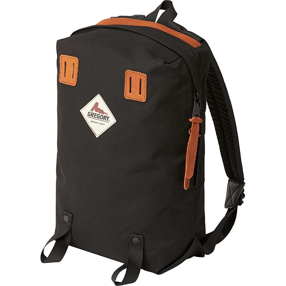 Gregory Offshore Day Backpack Trad Black Gregory Everyday Backpacks