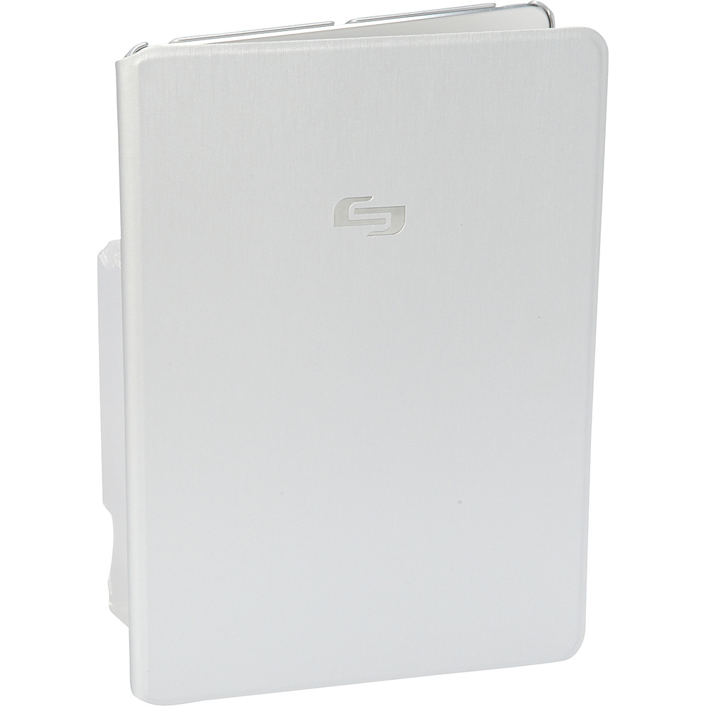 SOLO Millennia Slim Case for iPad Air Gray SOLO Electronic Cases