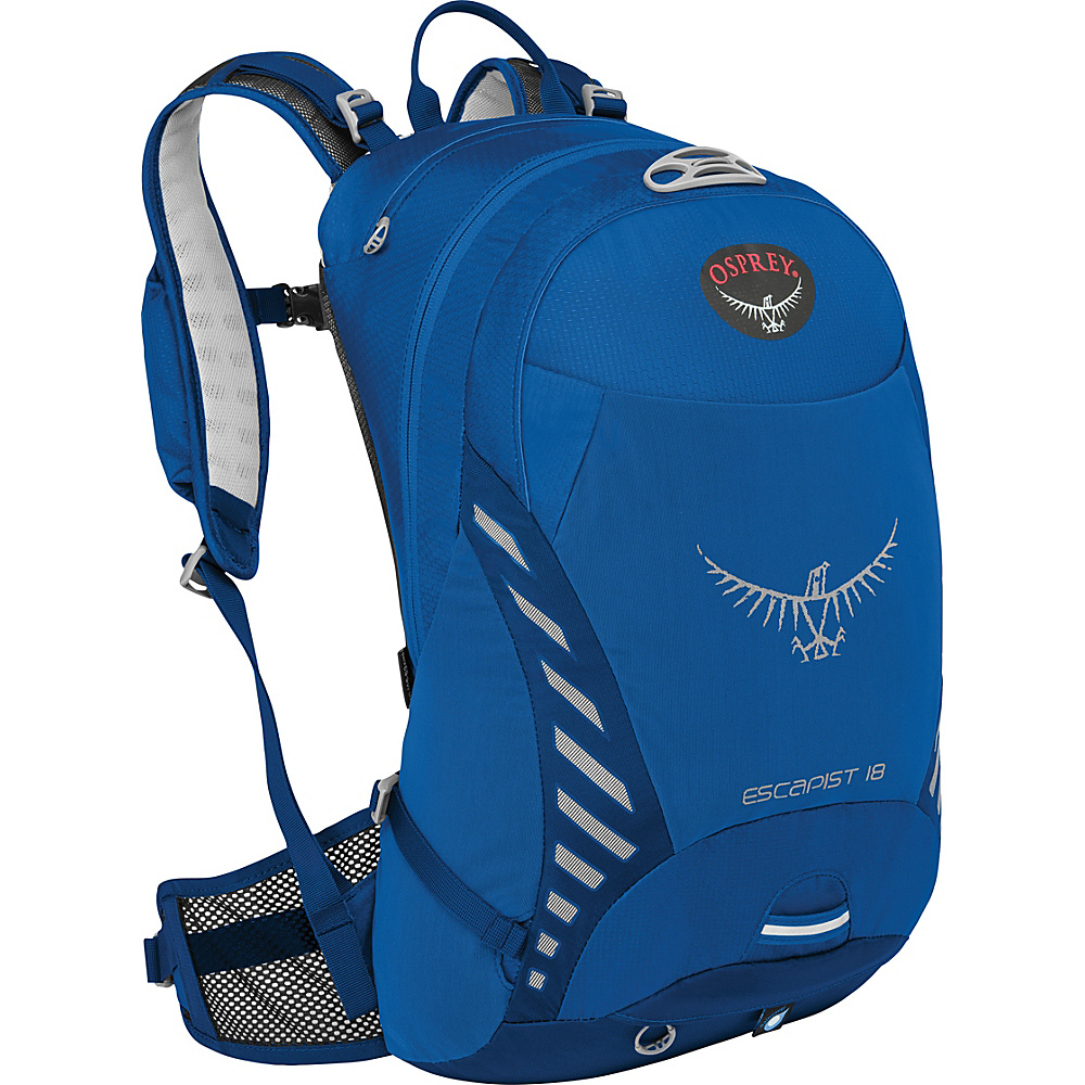 Osprey Escapist 18 Indigo Blue – S/M - Osprey Day Hiking Backpacks - Outdoor, Day Hiking Backpacks