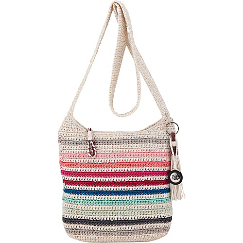 The Sak Casual Classics Crossbody Prism Stripe - The Sak Fabric Handbags