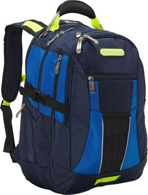 Swiss Cargo SCX22 19 inch Backpack Blue - Swiss Cargo Business & Laptop Backpacks