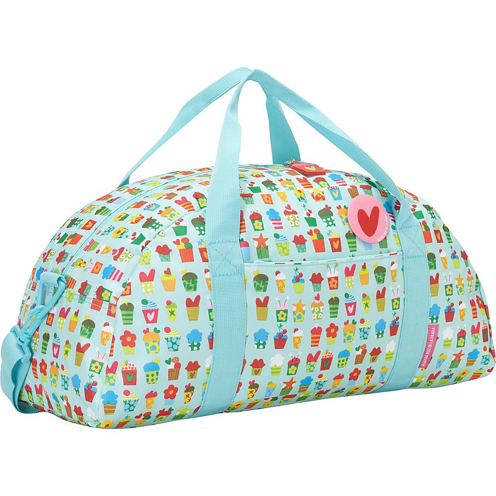 Miquelrius Cupcakes Duffel Bag Cupcakes Miquelrius Travel Duffels