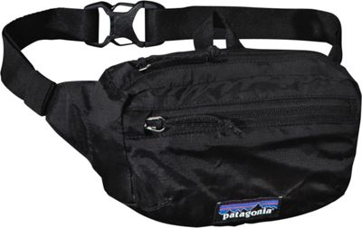 Patagonia Lightweight Travel Mini Hip Pack Black - Patagonia Waist Packs