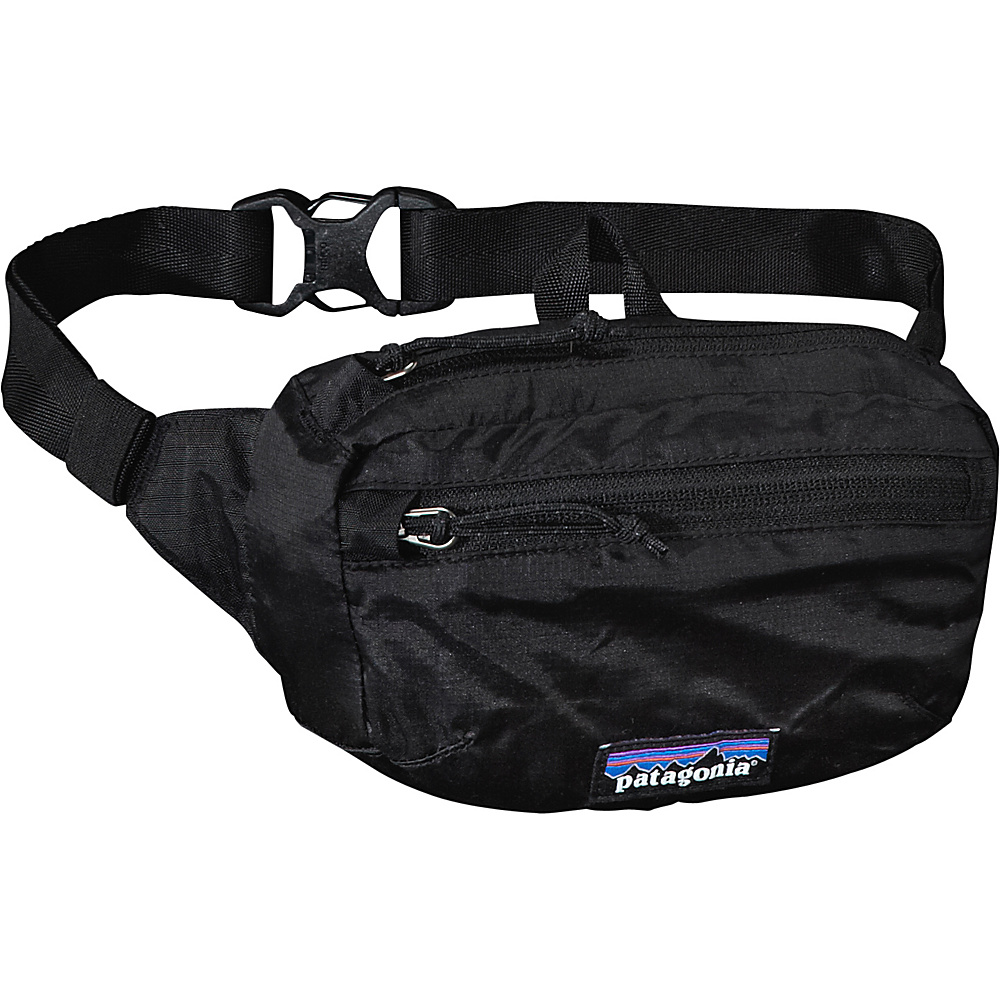Patagonia Lightweight Travel Mini Hip Pack Black Patagonia Waist Packs