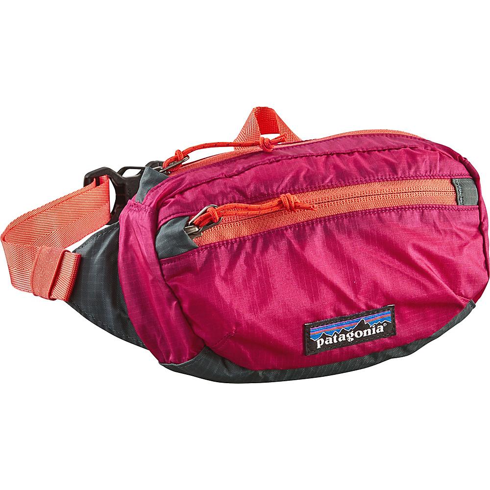Patagonia Lightweight Travel Mini Hip Pack Craft Pink - Patagonia Waist Packs - Backpacks, Waist Packs