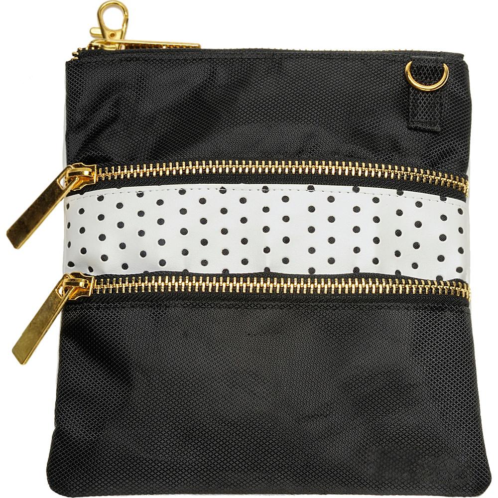 Glove It Signature 3 Zip Bag SoHo - Glove It Manmade Handbags