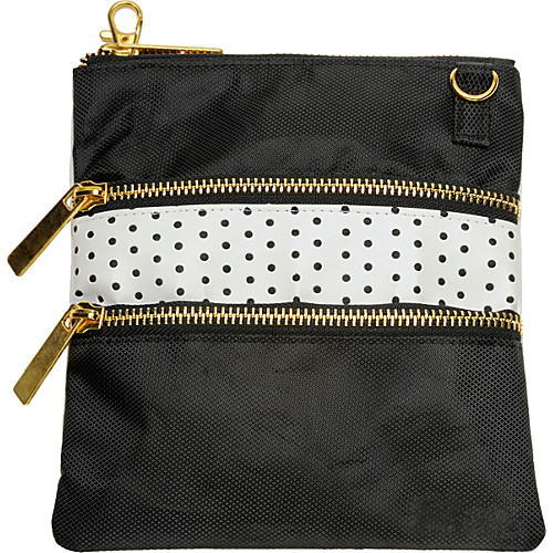 Glove It Signature 3 Zip Bag SoHo - Glove It Manmade Handbags