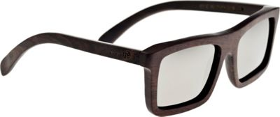 Earth Wood Hamoa Sunglasses Espresso - Earth Wood Sunglasses