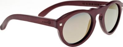 Earth Wood Earth Wood Sunset Sunglasses Red Rosewood - Earth Wood Sunglasses