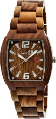 Earth Wood Sagano Watch Green - Earth Wood Watches
