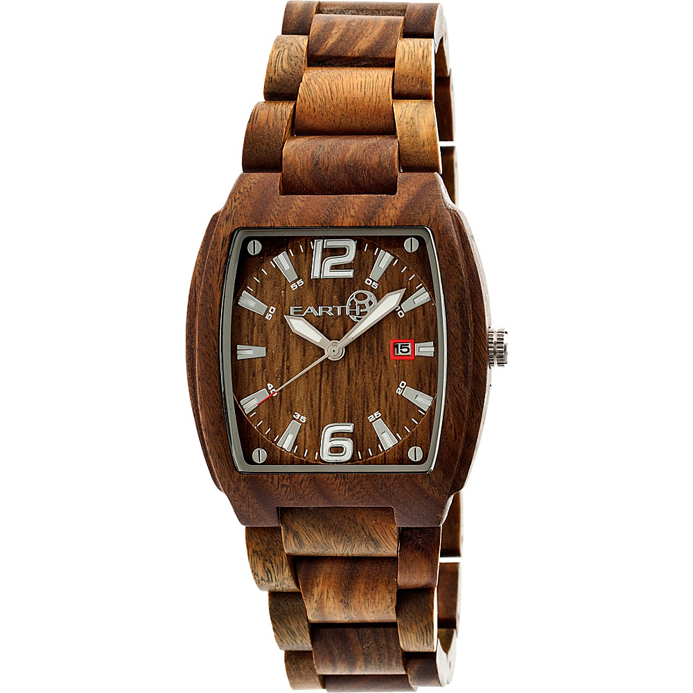 Earth Wood Sagano Watch Green Earth Wood Watches