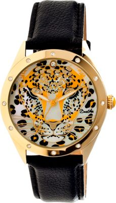 Bertha Watches Alexandra Leather Watch Black - Bertha Watches Watches