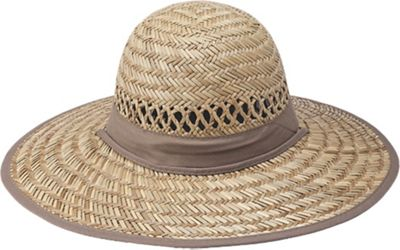 Gold Coast Rush Trim Visor One Size - Natural - Gold Coast Hats/Gloves/Scarves