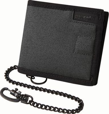 Pacsafe RFIDsafe Z100 Charcoal - Pacsafe Men's Wallets