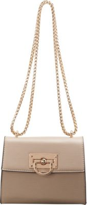 SW Global SW Global Clora Chain Handle Shoulder Bag Ivory - SW Global Manmade Handbags