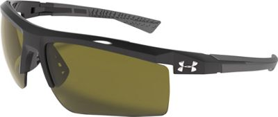 Under Armour Eyewear Core 2.0 Sunglasses Shiny Black/Game Day - Under Armour Eyewear Sunglasses