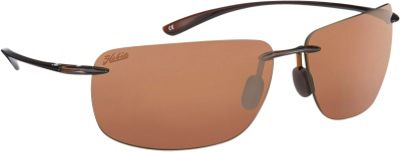 Hobie Eyewear Rips Sunglasses Shiny Brown - Hobie Eyewear Sunglasses