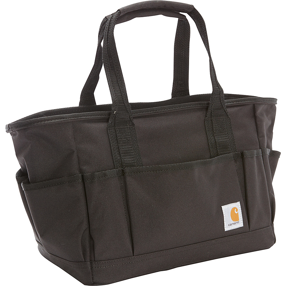 "Carhartt 14"" Tool Tote Black - Carhartt All Purpose Duffels"