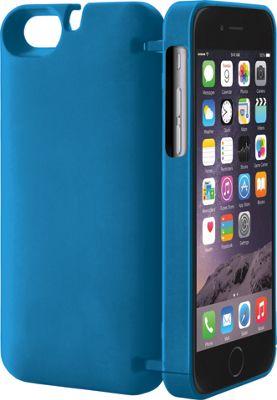 eyn case iPhone 6 Plus/6s Plus wallet/storage Case Turquoise - eyn case Electronic Cases