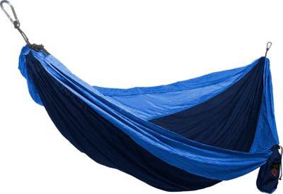 Grand Trunk Single Parachute Hammock Blue/Lt Blue - Grand Trunk Outdoor Accessories
