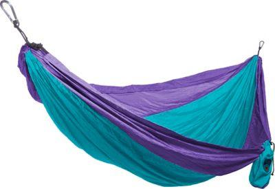 Grand Trunk Single Parachute Hammock Blue/Purple - Grand Trunk Outdoor Accessories